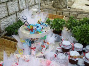 Μία βάφτιση που θυμίζει Ελλάδα